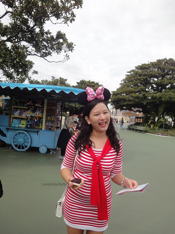 Tokyo Disneyland headband