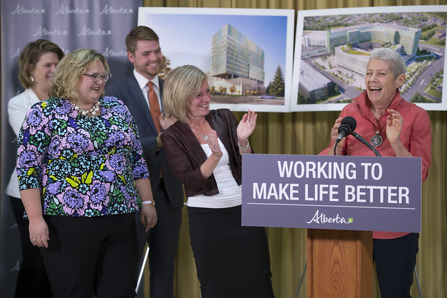 New Calgary Cancer Centre design plans unveiled