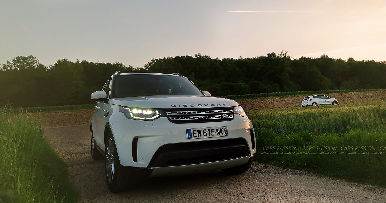 Essai Land Rover Discovery HSE
