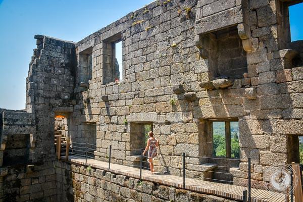 Guimarães Castle Portugal