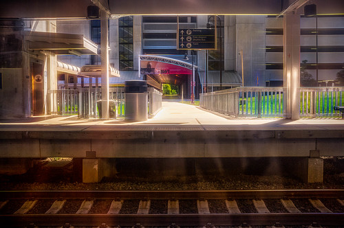 how to get to union station from bwi