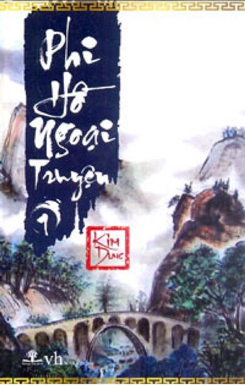 Phi Hồ Ngoại Truyện - Kim Dung