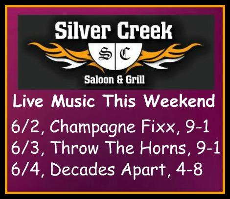 Silver Creek Poster 6-2-17