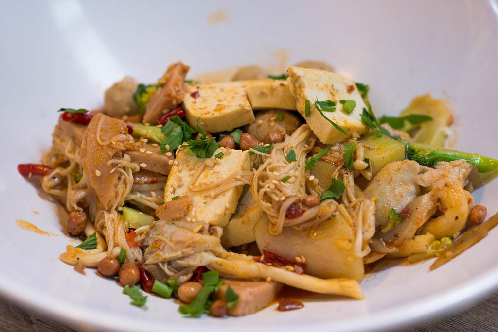 Makan in Pasir Ris: Mala Xiang Guo