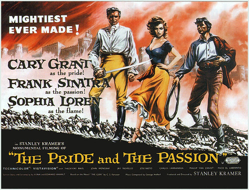 The Pride and the Passion - Poster 8