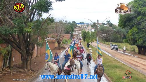 CAVALGADA DA FESTA DO CHAPÉU 2017