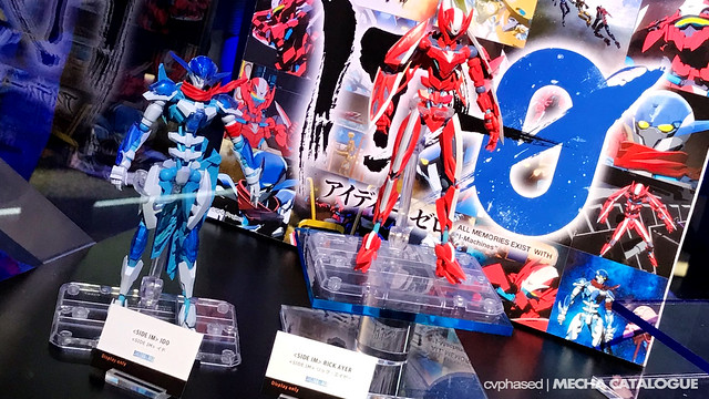 "Tamashii Nations World Tour ""Osaka"" - ""ID-0"" ROBOT Damashii TRI"