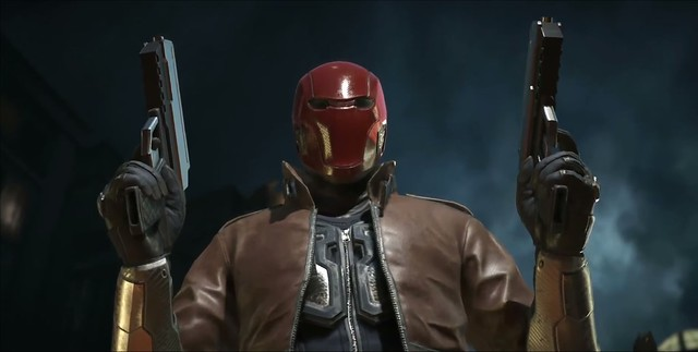 Injustice 2 - Red Hood Special