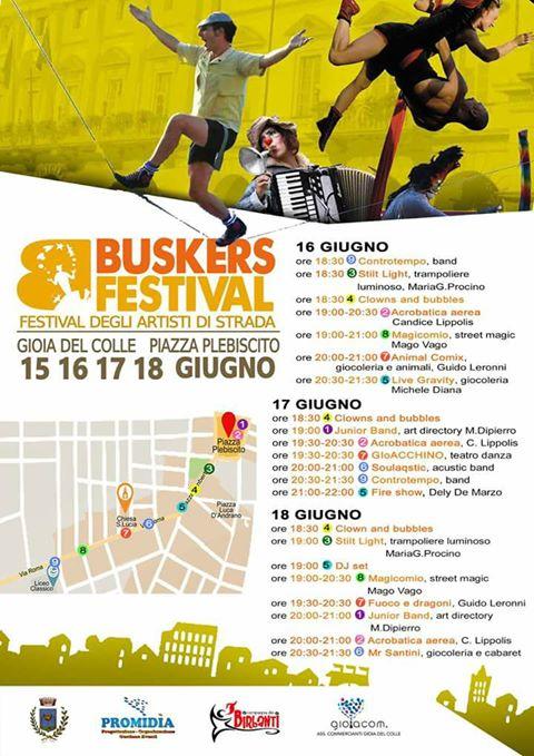 ARTISTI-DI-STRADA festival