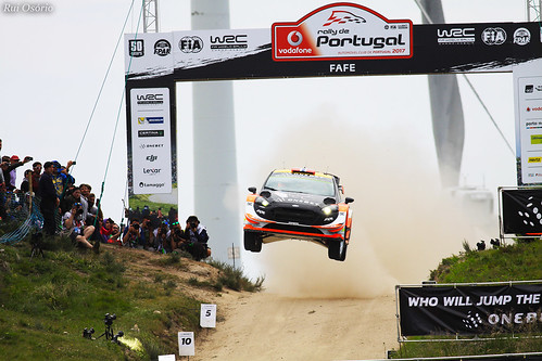 Mads Ostberg / Ola Floene - Ford Fiesta RS WRC ´17