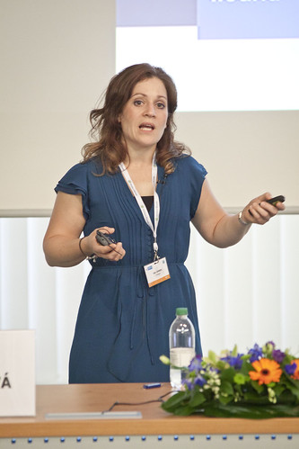 Alexandra Jenner | by Inforum_Conference_Prague
