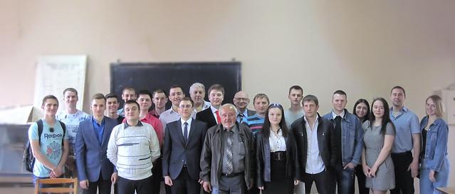 Межвузовская научно-практическая конференция РМПИ ДонНТУ (г. Донецк, ДНР)