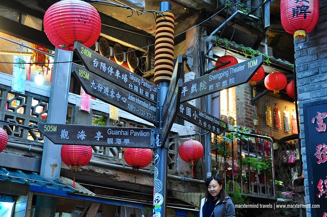 Day Trip to Jiufen