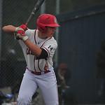Matt Pidlisecky batting (photo submitted)