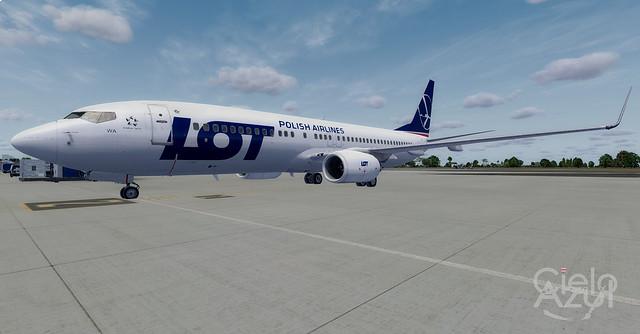 LOT Polish Airlines (SP-LWA / SP-LWB) v1.2