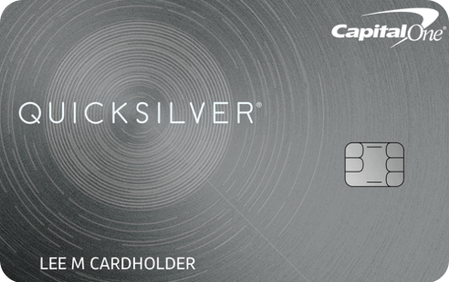 Capital One Quicksilver, $11k limit