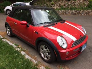 Rich's MINI Cooper Convertible for sale