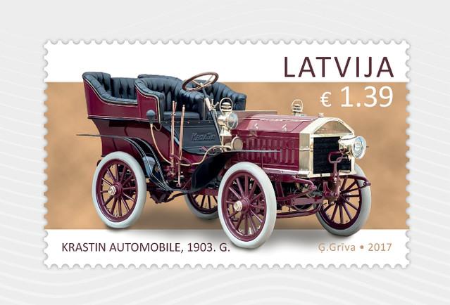 Pastmarka Krastin Auto