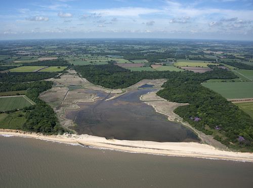 Area Of Outstanding Natural Beauty Suffolk Coast