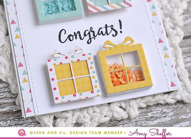 Congrats Shaker Gifts