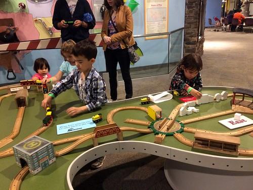 Rochester Children's Museum 2017