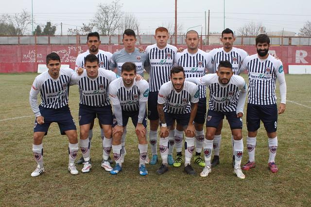 33ra Fecha Torneo Primera C 2016 / 2017: Cambaceres 1 - Sportivo Barracas 3
