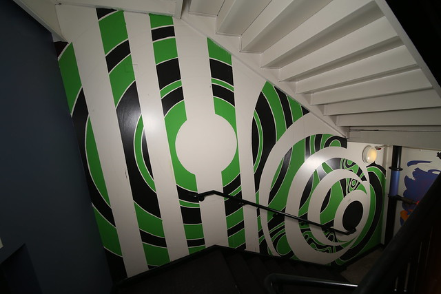 Senior House Mural - Raw