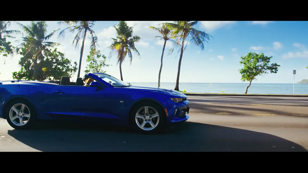 EXILE THE SECOND「Summer Lover」MVで橘ケンチが乗ってるオープンカーはどこのメーカー・車名は?