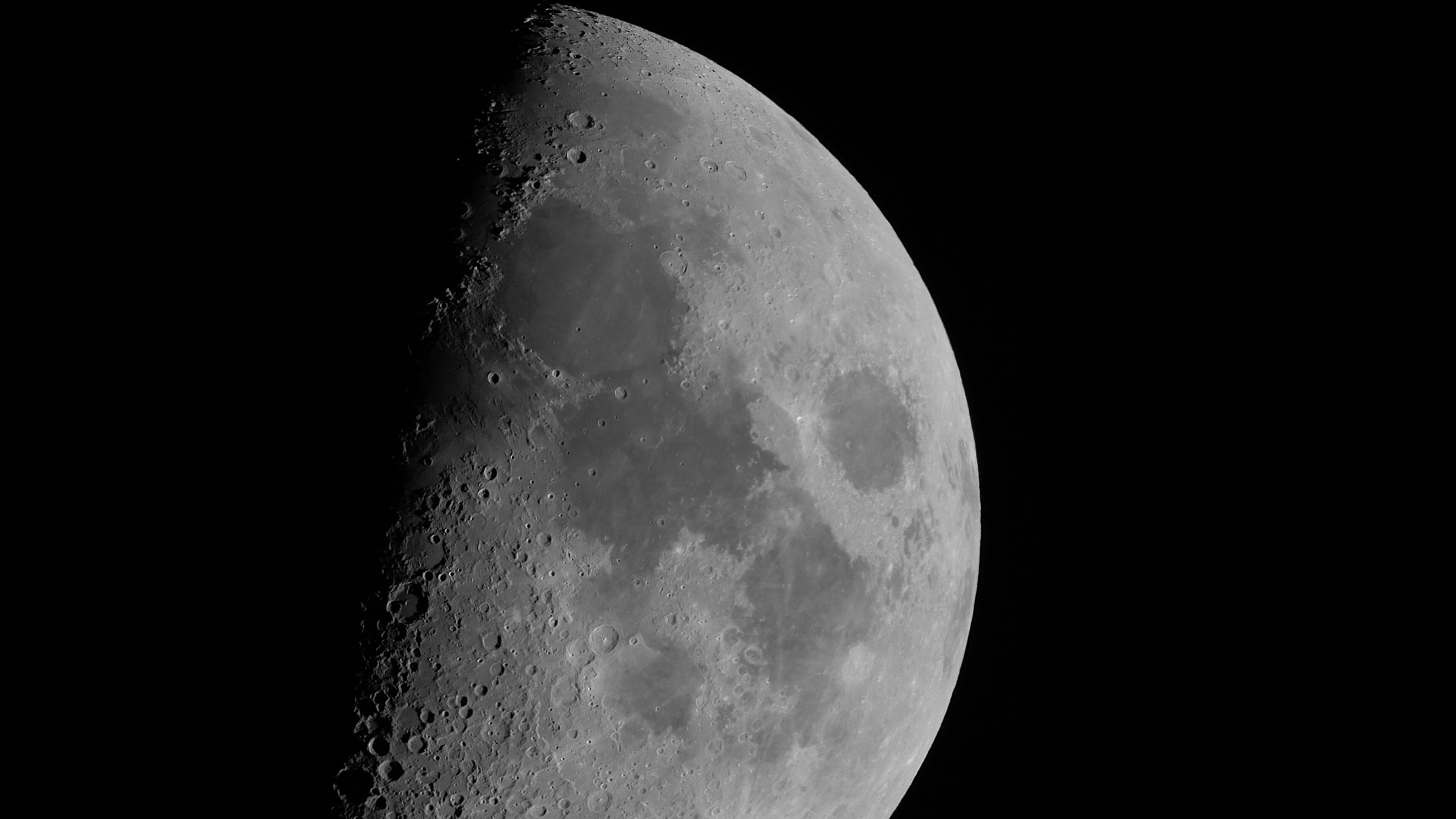 GH5 GH5 4K 60p with 1480mm F6 3 C9 25 of the moon