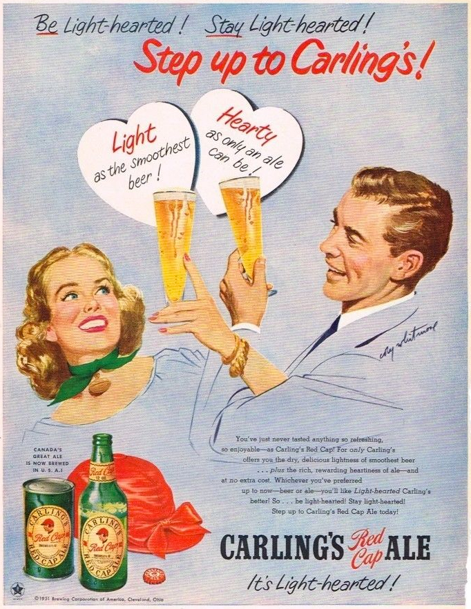 Carling-1952-be-lite