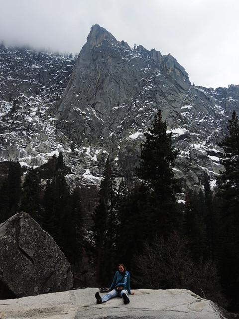 Tokopah Falls Trail, Sierra Nevada, CA, USA