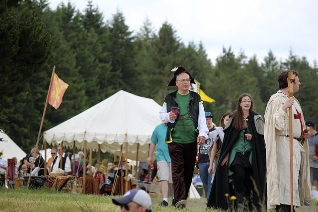 Kitsap Medieval Faire 2017 — SCA Kingdom of An Tir