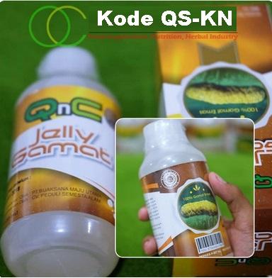 Cara Order Qnc Jelly Gamat