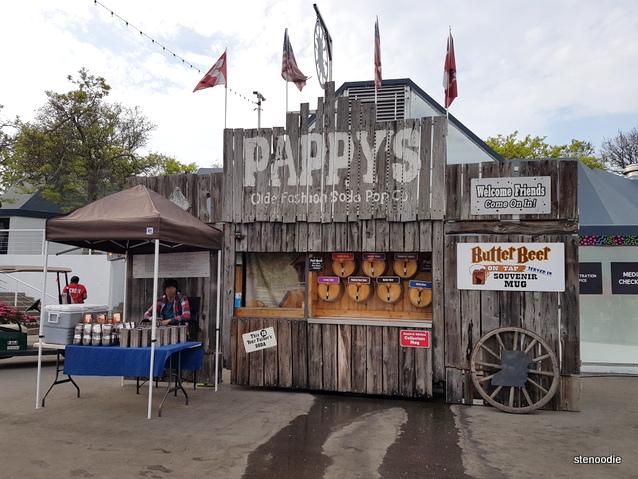 Pappy's Olde Fashion Soda Pop Co