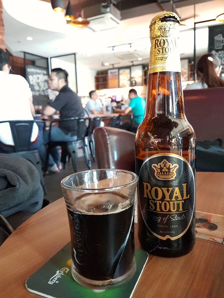 Royal Stout $16.50 @ Coffee ETC Oasis Square Ara Damansara