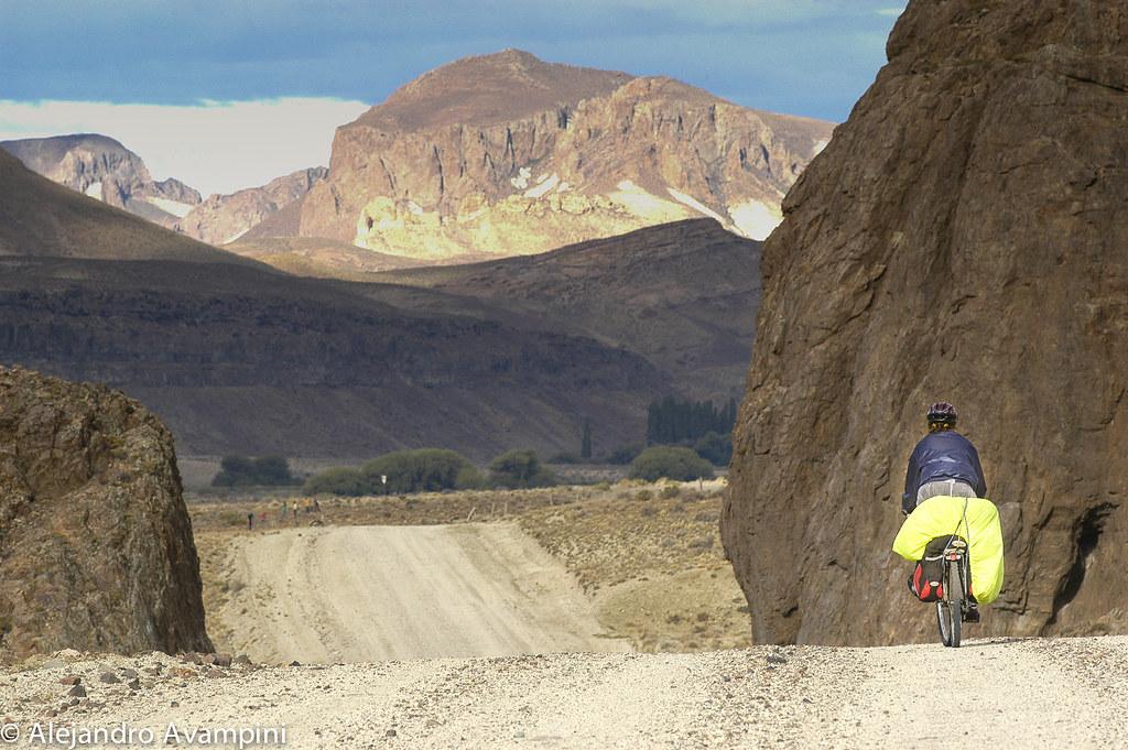 Camino De Ripio Patagonico