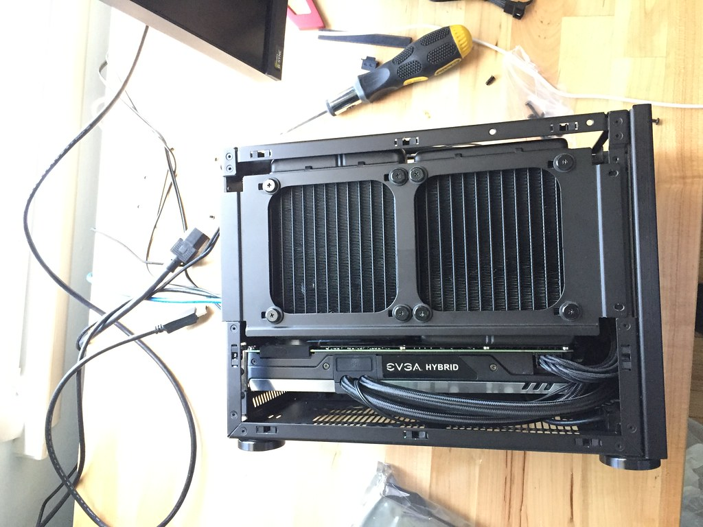NCASE M1 V5 Last of the Line - Ars Technica OpenForum