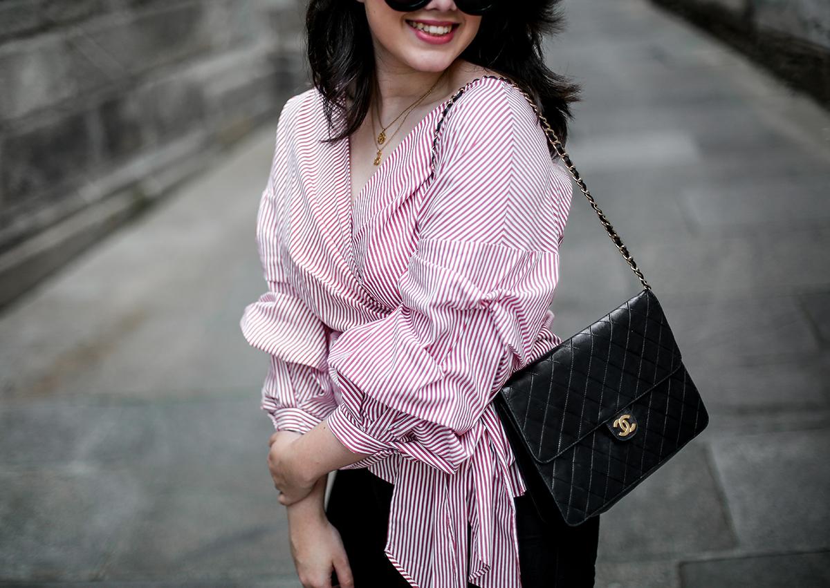 blusa-cruzada-zara-chanel-vintage-vestiaire-collective-myblueberrynightsblog3