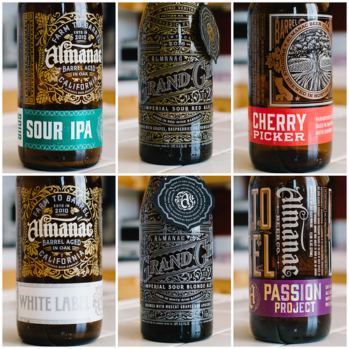 Almanac Collage - Large | by fourbrewers
