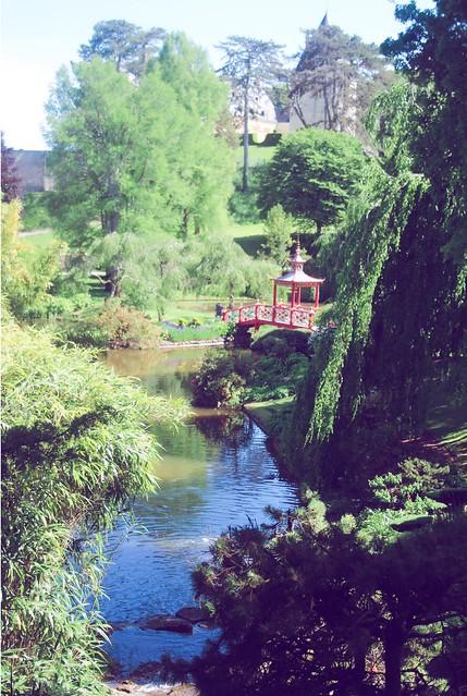 Jardin floral d'Apremont sur Allier (1)
