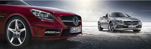 Xe hơi thể thao vượt trội từ Mercedes-Benz
