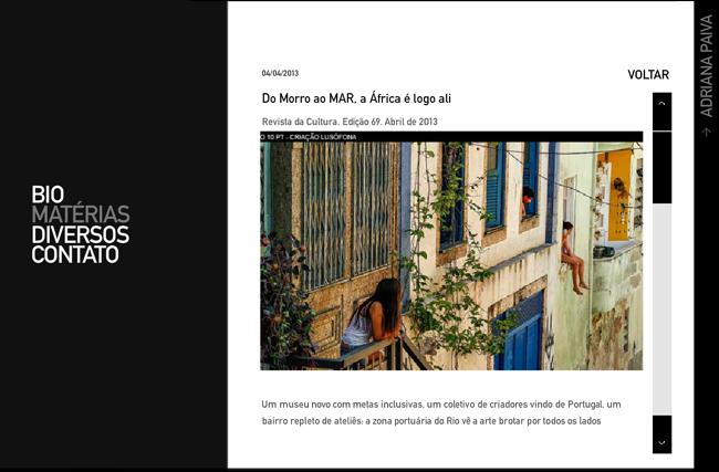 Reportagens publicadas - Renitência taurina