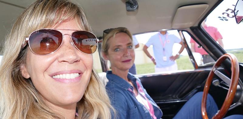 Photos Rallye des Princesses 2017 /  Départ de Roinvilliers 34154754653_29910ea138_c