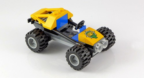 LEGO City 60156 Jungle Buggy 04