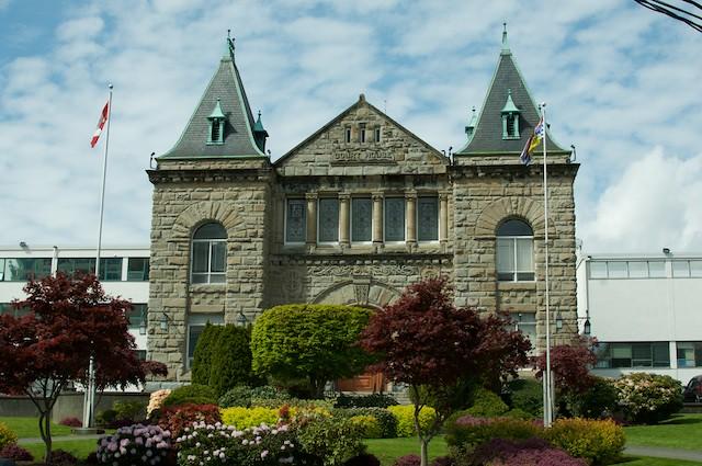 Nanaimo History