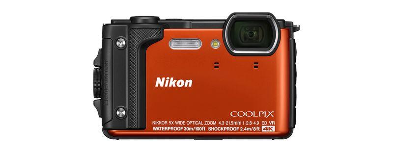 Nikon dévoile le Coolpix W300 : Un compact robuste et polyvalent qui filme en 4K UHD