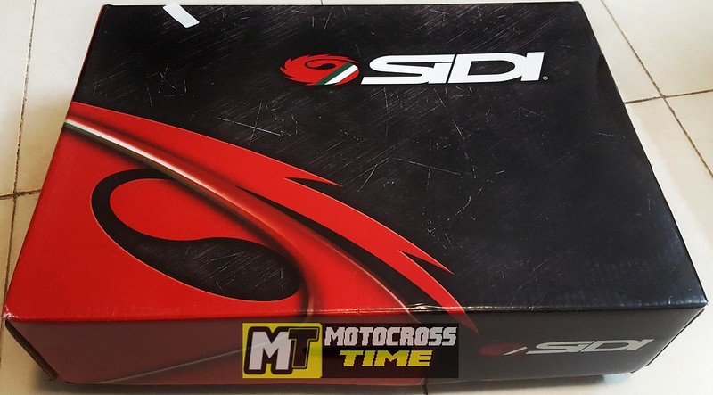 SIDI Crossfire 2 Unboxing and Review - Motocrosstime.