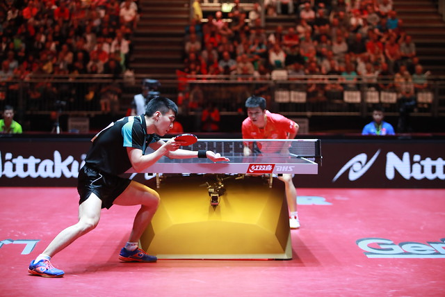 DAY 8 - 2017 World Table Tennis Championships