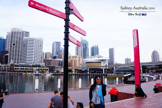 Day 1 - Sydney Darling Harbour 01