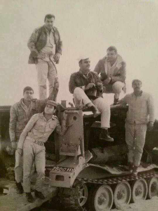 M113-captured-by-egypt-deversoir-area-1973-fbyk-1
